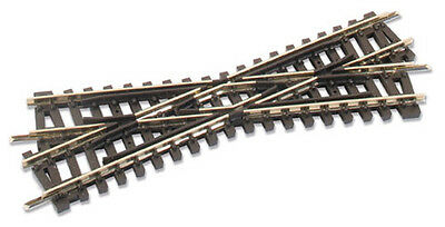 Peco ST-51 Setrack Left Hand Crossing Insulfrog (N gauge)
