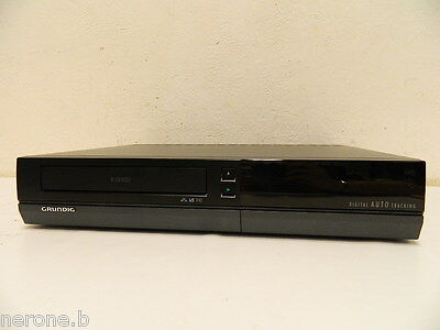 Grundig Vs910 Videoregistratore Video Cassette Recorder Vhs #b199