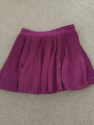 Gorgeous Girls Marks And Spencer Autograph Skirt Age 7-8 Years Must See