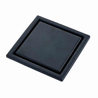 Free Shipping 10*10cm Floor Drain Oil Rubbed Bronze Washer Grate Waste