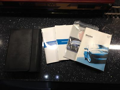 Mazda 6 2006 Handbook Pack And Wallet includes Service Book