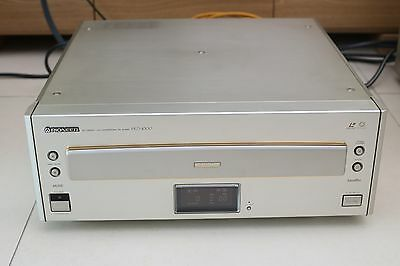 Pioneer HLD-1000 MUSE Hi-vision Laser Disc Player NTSC