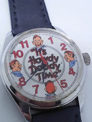 40th Anniversary Edition Its Howdy Doody Time Watch