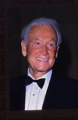 BOB BARKER The Price is Right 1999 35mm Slide Transparency Photo Unpublished BB4