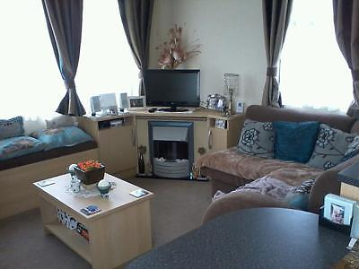 8 berth caravan to hire HAVEN, Caister near Gt. Yarmouth March/April
