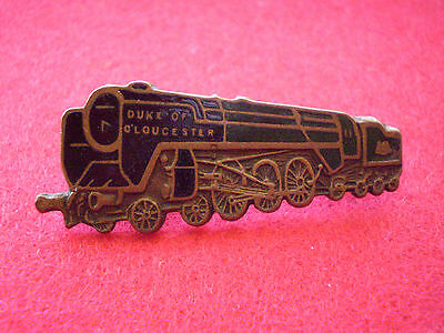 Duke Of Gloucester Enamel Railway Badge