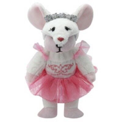Debstar the Mouse Bear - Brand New, Mint Tag