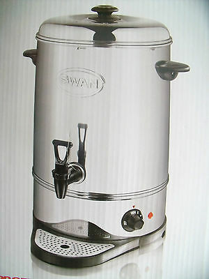 Swan Brand New & Unused  Professional Safety Catering Water Heater Urn Cost £89