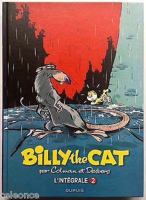 Billy The Cat - Intégrale 2 - Eo - Comme Neuf - Dupuis -