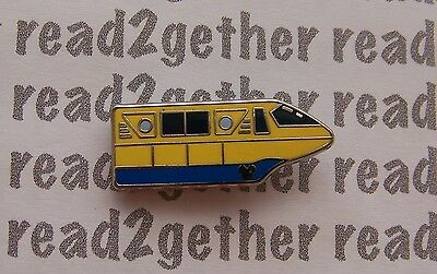 Disney Pin DLR 2011 Hidden Mickey Monorail Collection Finding Nemo Completer