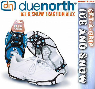 Due North Get-A-Grip Everyday Traction Aid Ice And Snow **new** Rrp £25
