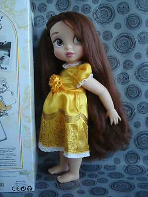 Disney Animators Collection Belle
