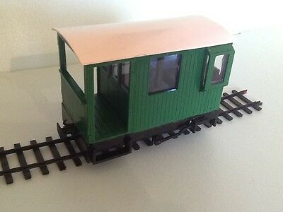 Guards Van Wooden For Garden Railways. All Gauges And All Scales Available.
