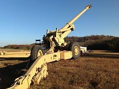 FH70 155mm Cannon Field Howitzer Demilled
