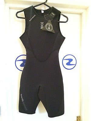 Brand New Fourth Element Proteus 5mm Short Wetsuit Womens Size 8