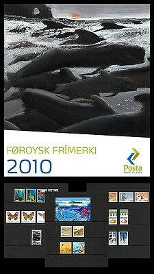 Faroes - 2010 Year Pack