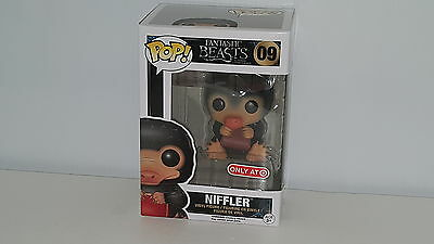 Funko Pop! Movies: Fantastic Beasts Niffler #08 Target Exclusive NIB