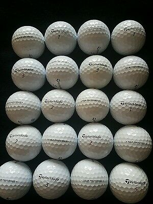 20 Taylormade Tour Preferred/x Grade Aaa Condition Golf Balls
