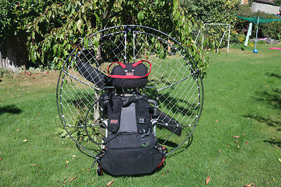 Pap Top 80 1400 Paramotor (Used)