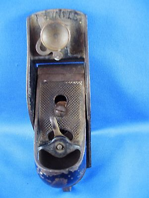 Vintage Stanley 331 Hand Plane Made in USA