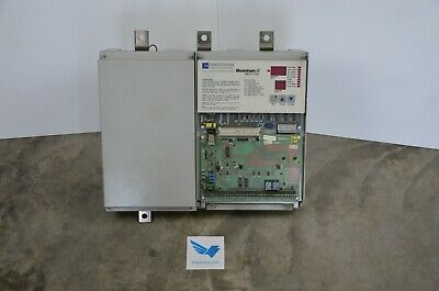 6Ms200 Emerson Quantum Ii Digital Dc Drive - 9500 - 6Ms200 250Hp/480V