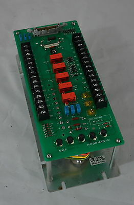 A 650-MB-2  A650MB2  A650-MB-2 - Control Board for DC Drives A650  SAF Drive