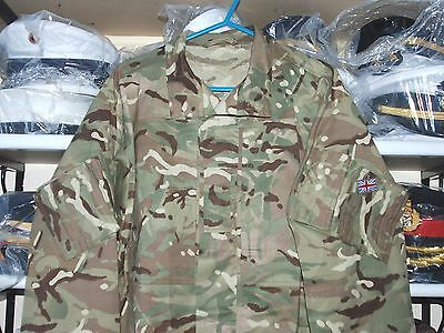 Army No:2 Combat Warm Weather Mtp Jacket (L).