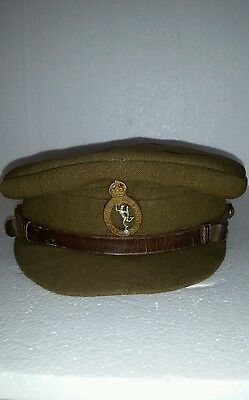 ww1 ww11? army officers hat royal corps of signals (herbert johnson)