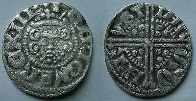 Henry Iii Long Cross Penny Bristol