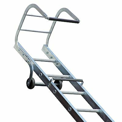 Lyte Trade Single Section Roof Ladders 2.95m - 5.46m