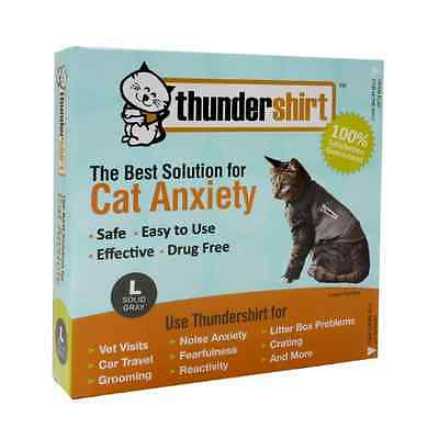 Thundershirt for Cats Large - SAME DAY DISPATCH