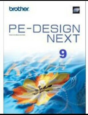 Brother Pe Design Next 9 Embroidery Software