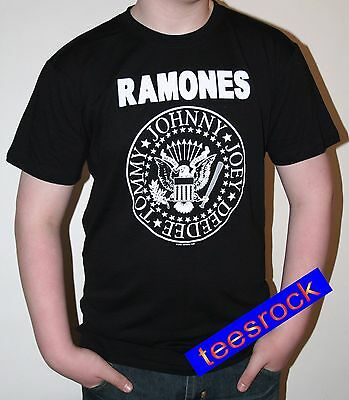 Ramones Hey Ho T-Shirts in size Small only