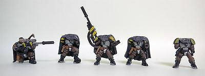 Warhammer 40k - Space Marine Scouts Incomplete
