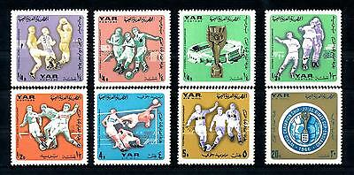 [42675] Yemen 1966 World cup soccer football England  MNH
