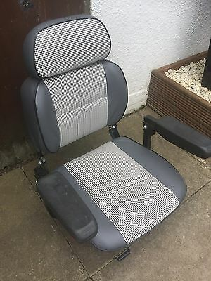 Shoprider Sprinter Mobility Scooter Seat