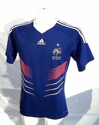 Maillot EQUIPE DE FRANCE  Football  FFF  ADIDAS  Taille  M