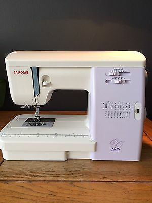 Janome 6019 Quilting Companion Sewing Machine