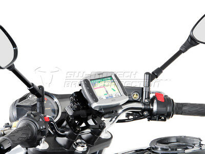 QUICK-LOCK GPS-Halter BMW R 1200 R Bj. 2007 - 2010