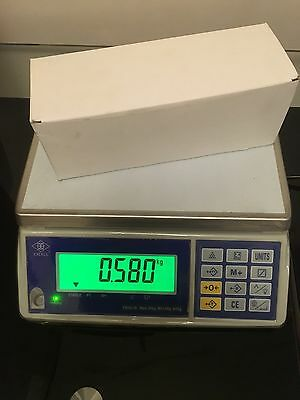 Excell Fdh3-w 40g-30kg E=2g Counting Scale