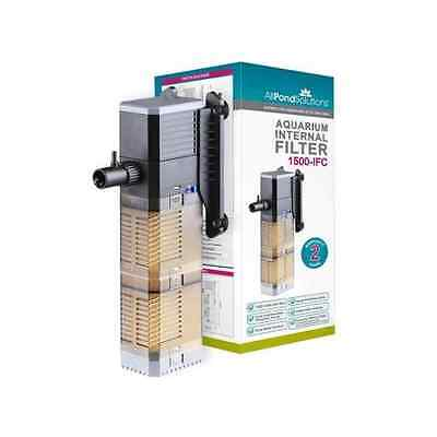 All Pond Solutions 1500-IFC Internal Fish Tank Filter - SAME DAY DISPATCH
