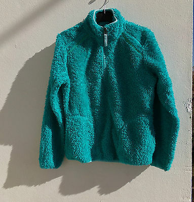 SWEAT POLAIRE ¤ MC KINLEY¤  bleu turquoise - 14 A / BE - Fille
