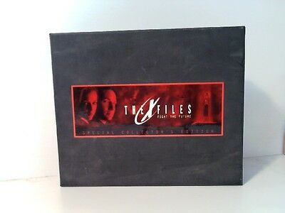 The X-Files Fight the Future Special Collector's Edition VHS complete set -eBay4