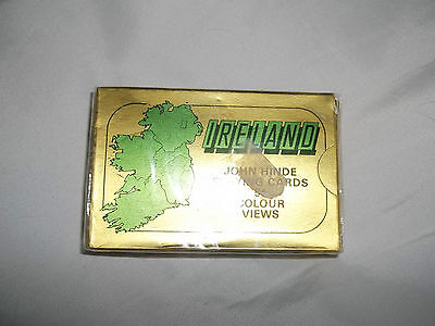 Vintage Ireland Playing Cards Still Sealed in the box!