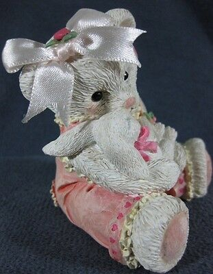 """""""COMFORT"""" From the Promise Bears  Collection  No 6400B Hamilton Collection"""