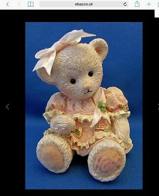 """""""HOPE"""" From the Promise Bears  Collection  No 1771F Hamilton Collection"""