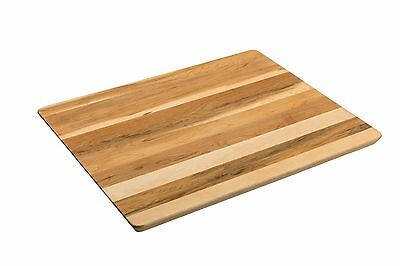 """Labell Large Angled Canadian Maple Wood Cutting Board (16"""" x 20"""" x 3/4"""") L16200"""