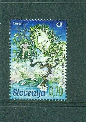 Slovenia 2010 Mythology MNH