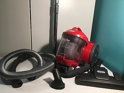 VAX C86-E2-BE ENERGIZE VIBE CYLINDER VACUUM CLEANER 1 Day Auction