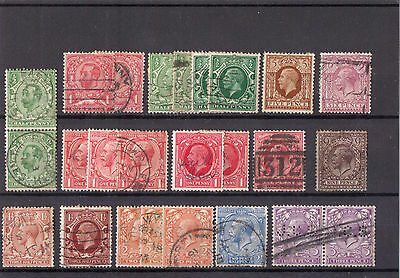 Great Britain George V Collection.